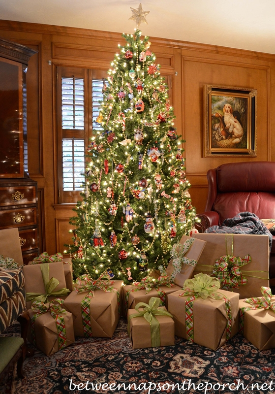 Christmas Trees For Porch