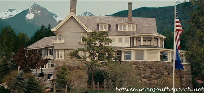 House in Movie, The Proposal with Sandra Bullock and Ryan Reynolds