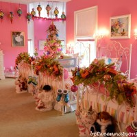 Tour a Beautiful Victorian Home Decorated for Christmas, Part VI