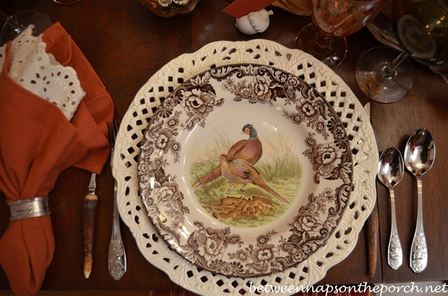 Spode Woodland Dishware
