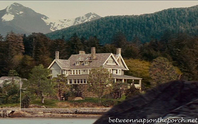 The Proposal Movie House in Alaska