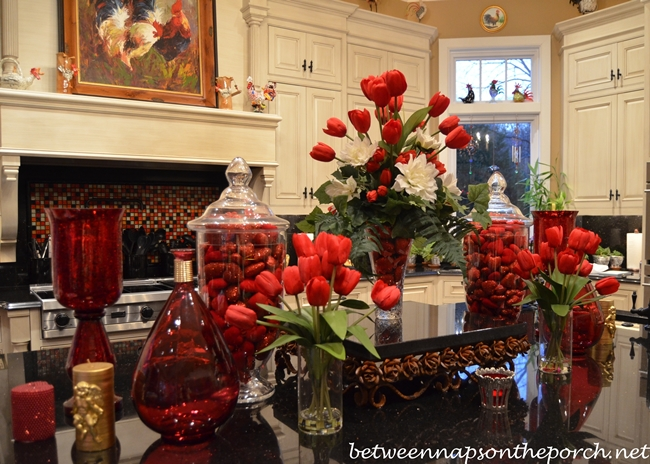 Valentine s day decorating ideas for Decorate for valentines day