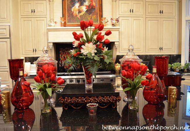 Valentine's Day Decorating