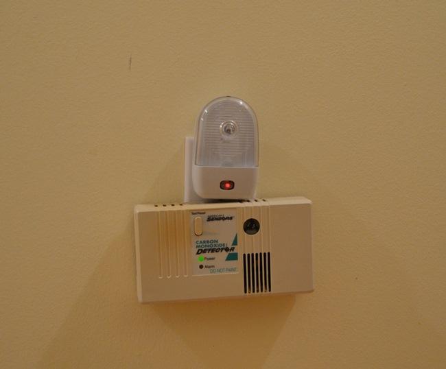 Old Carbon Monoxide Detector