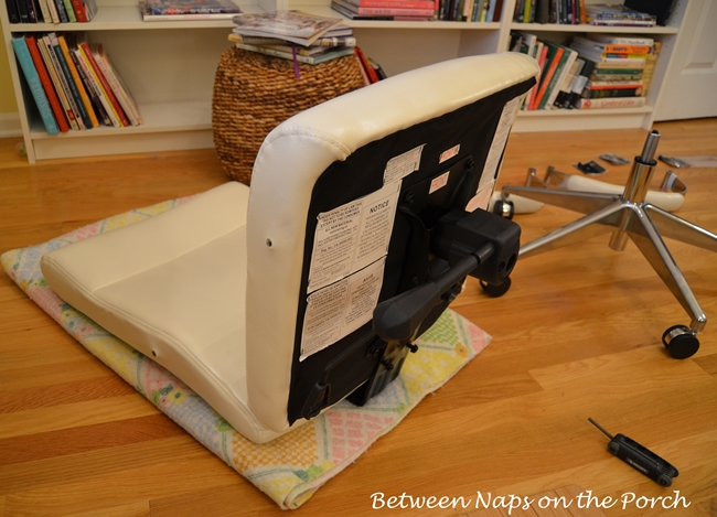 Assembling Belsante Office Desk Chair