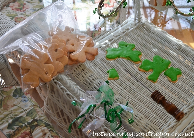 Making Cookie Tree