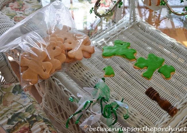 Making Cookie Tree