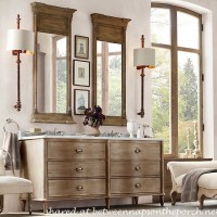 Restoration Hardware Inspired Bathroom Renovation