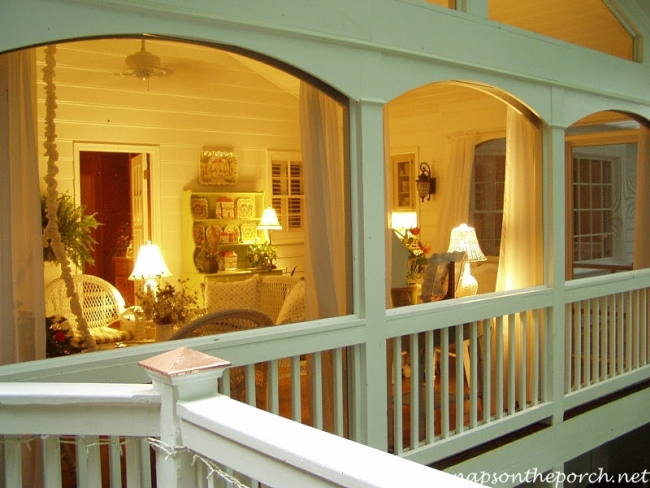 Screened in porches how much do they cost to build for What is the cost of building a home