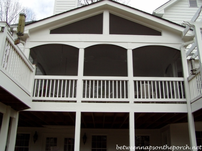 screened in porches how much do they cost to build