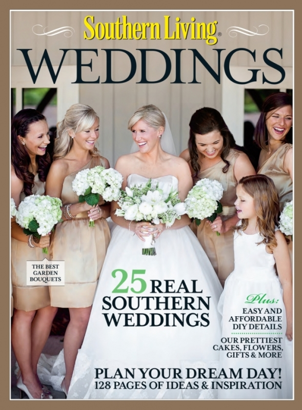 Southern Living Weddings, 2013