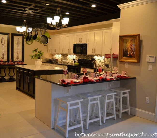 Terrace Basement Kitchen (Inlaw Suite)