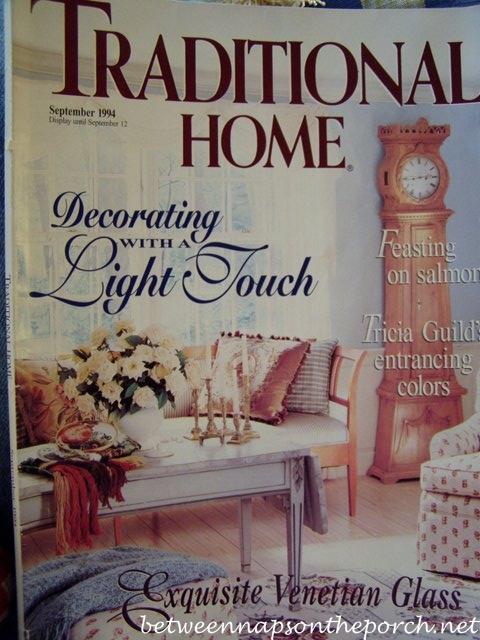 Traditonal Home Magazine