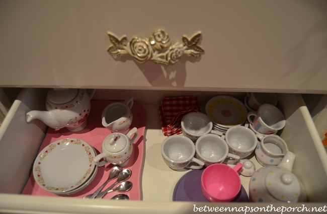 Valentine's Day Tea Set