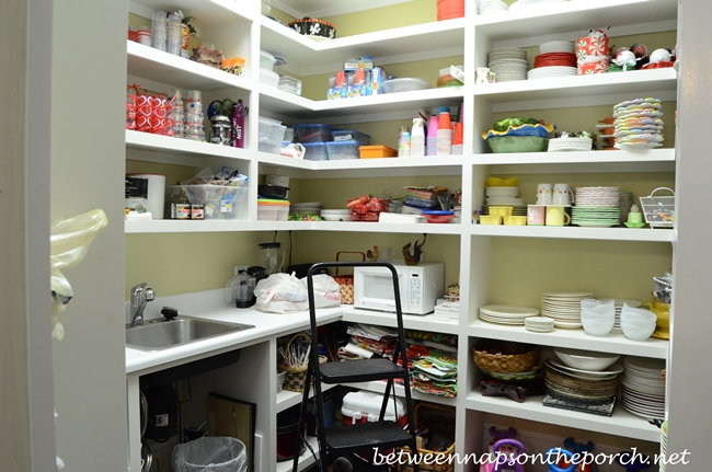 Dish Pantry-Storage for China