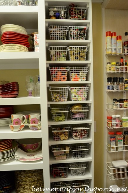 Flatware, Napkin Rings, and Dishware Storage