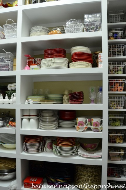 Dishware Pantry-Storage for China