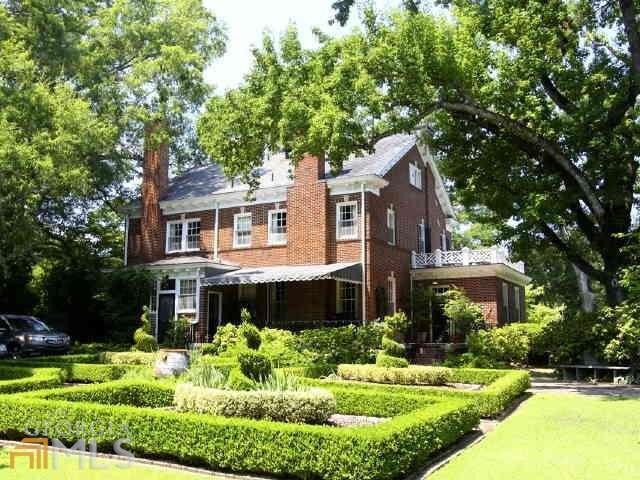 Historic Home in Newnan Georgia