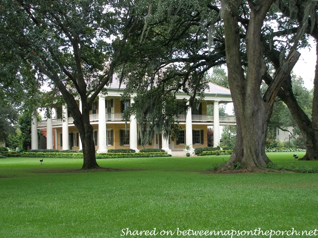 Houmas House Plantation where Hush, Hush Sweet Charlotte was Filmed