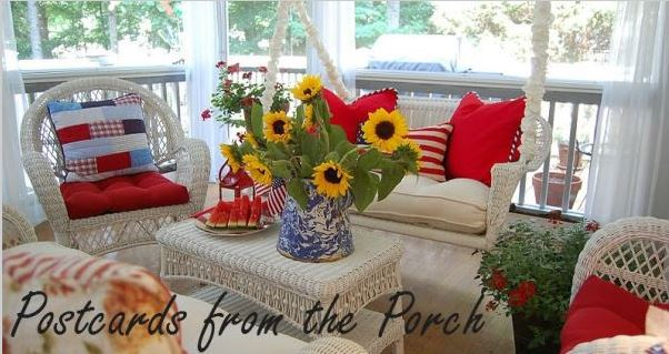 Postcards from the Porch