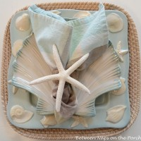 Make a Starfish Napkin Ring: A Pottery Barn Knock-off