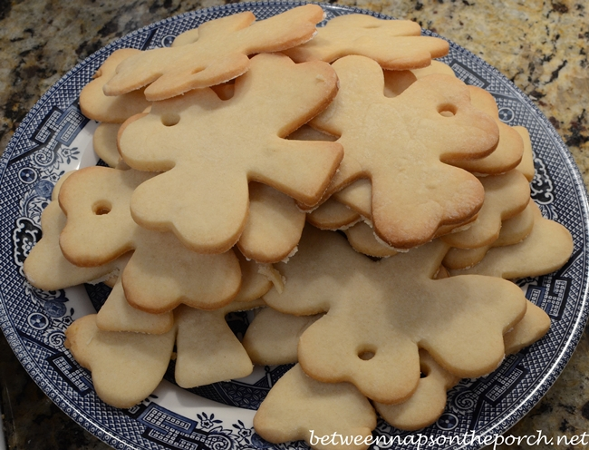 Sugar Cookie and Icing Recipe