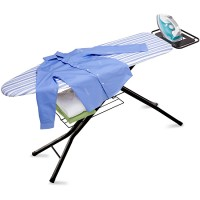 Wide Ironing Boards Make Ironing Easier