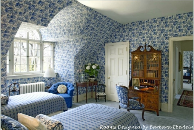 Beautiful Rooms Designed by Barbara Eberlein
