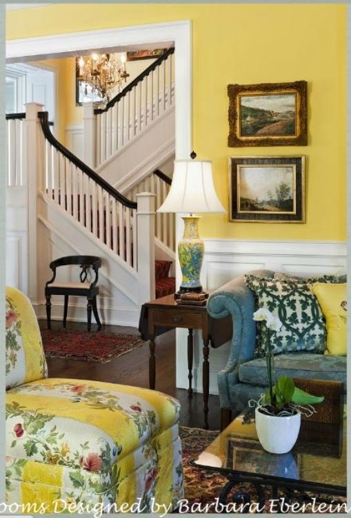 Beautiful Rooms Designed by Barbara Eberlein