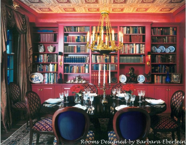 Beautiful Rooms Designed by Barbara Eberlein 8