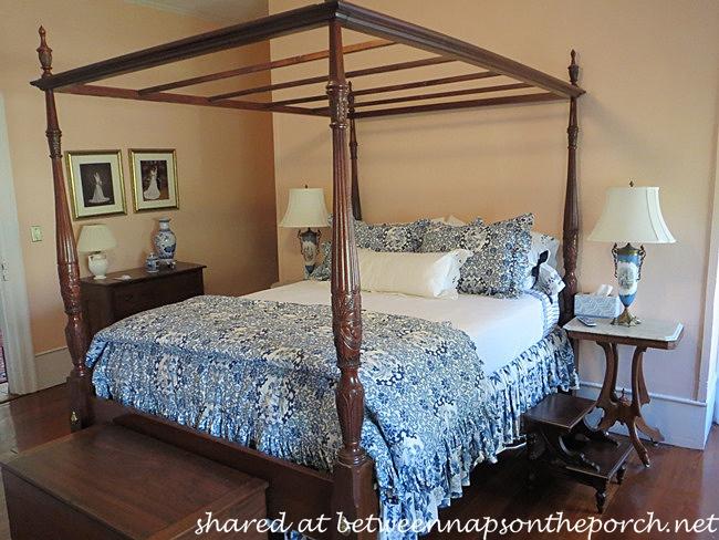 blue and white bedroom - Blue And White Bedroom Pictures
