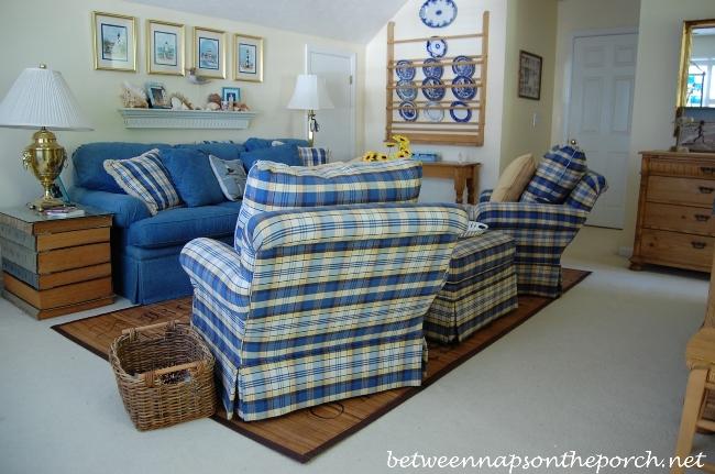 Bonus Upstairs Family Room