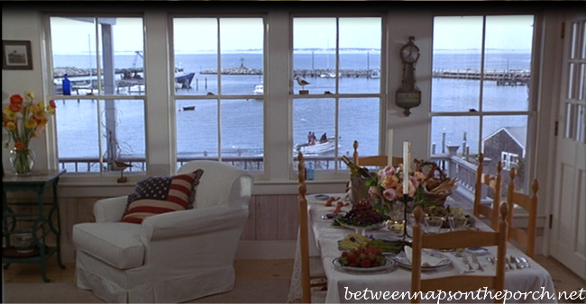 Cottage on Martha's Vineyard in Movie, Sabrina