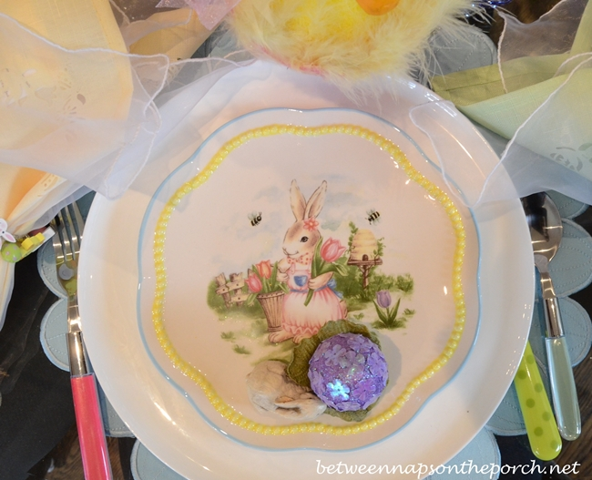 Easter Dishes, Easter China