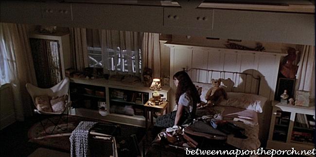 Garage Apartment in Movie, Sabrina 1