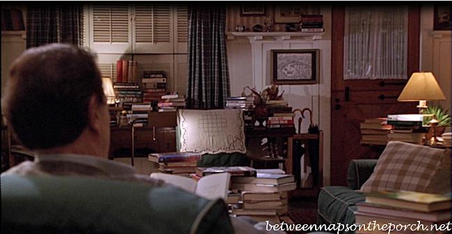 Garage Apartment in Movie, Sabrina