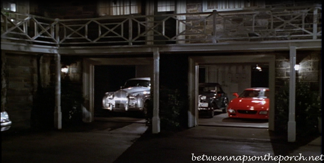 Garage Apartment in Movie, Sabrina 201