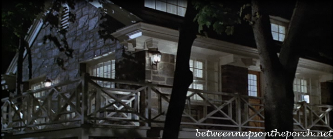 Garage Apartment in Movie, Sabrina 202