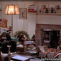 Sabrina: Thomas Fairchild's Cozy Garage Apartment
