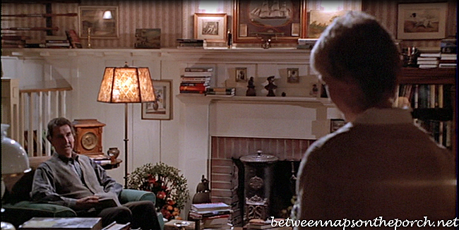 Garage Apartment in Movie, Sabrina