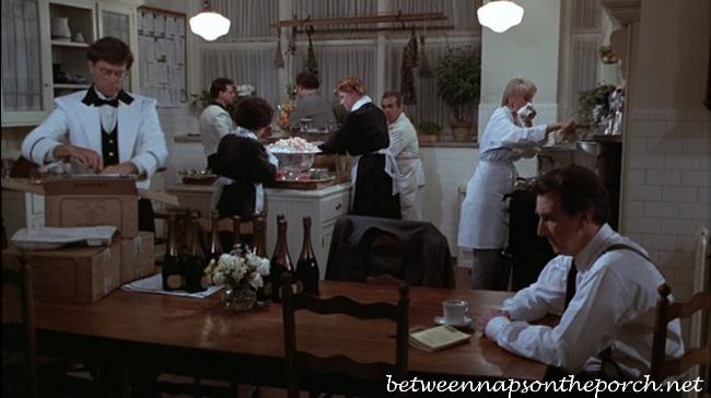 Kitchen in Movie, Sabrina
