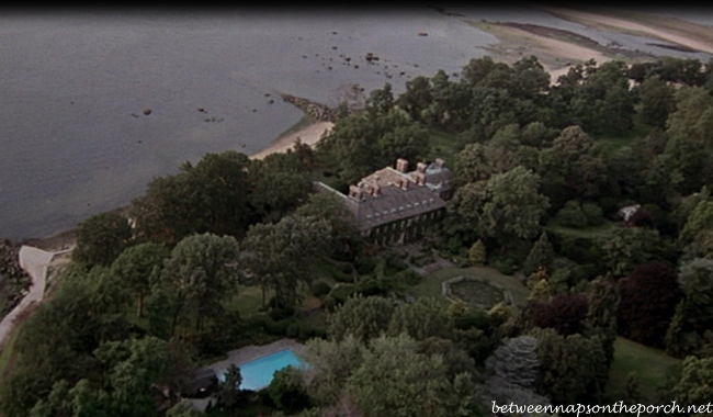Sabrina, Tour the Beautiful Glen Cove Estate in the Movie