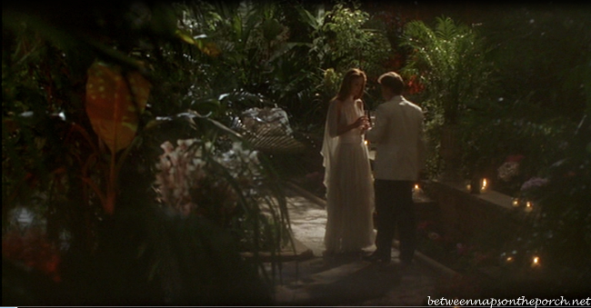 The Conservatory in the Movie, Sabrina