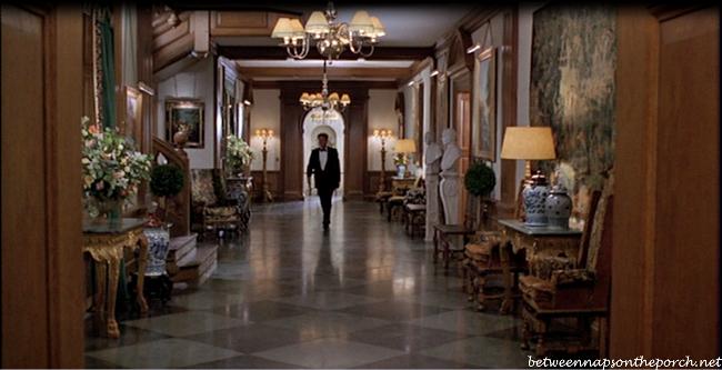 Sabrina, The Long Island Estate in the aMovie