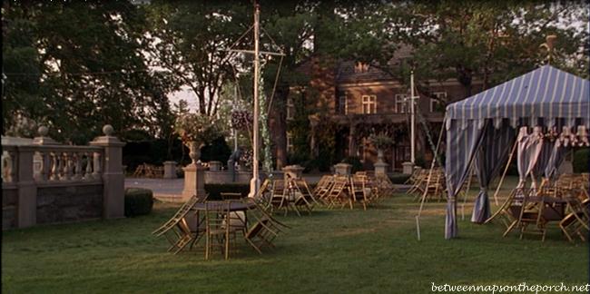 Beautiful Estate Home in Movie, Sabrina