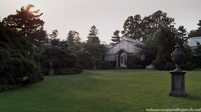 Conservatory in Movie, Sabrina