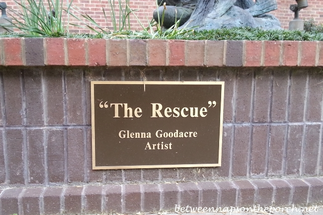 The Rescue by Glenna Goodacre