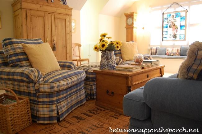 Create Upstairs Family Room from Bonus Room