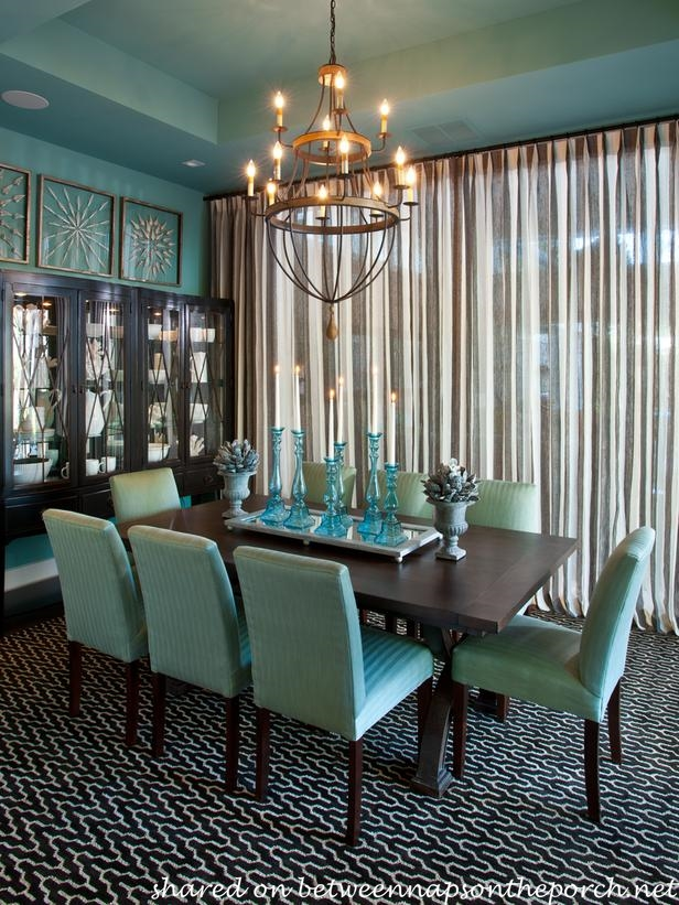 HGTV Smart House 2013 Dining Room