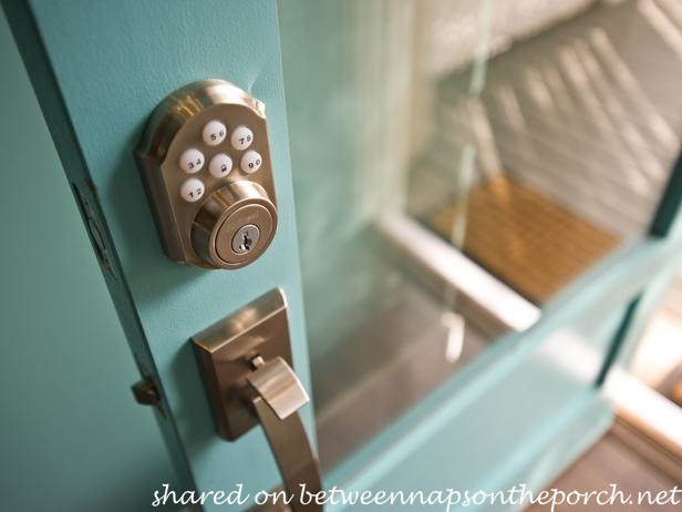 HGTV Smart House 2013 Security and Doors